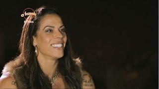 A atleta e modelo Rebeca Gusmão é uma das participantes de A Fazenda 8 e promete levar muita polêmica para o reality.