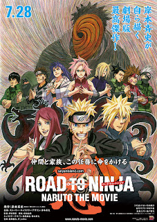 naruto shippuden movie 6 road to ninja español, descargar naruto shippuden movie 6 road to ninja sub español online naruto road to ninja movie pelicula 6