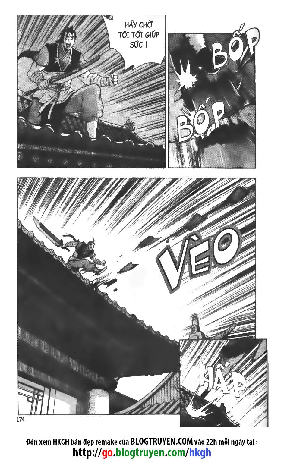Hiệp Khách Giang Hồ - Hiệp Khách Giang Hồ Chap 235 - Pic 15