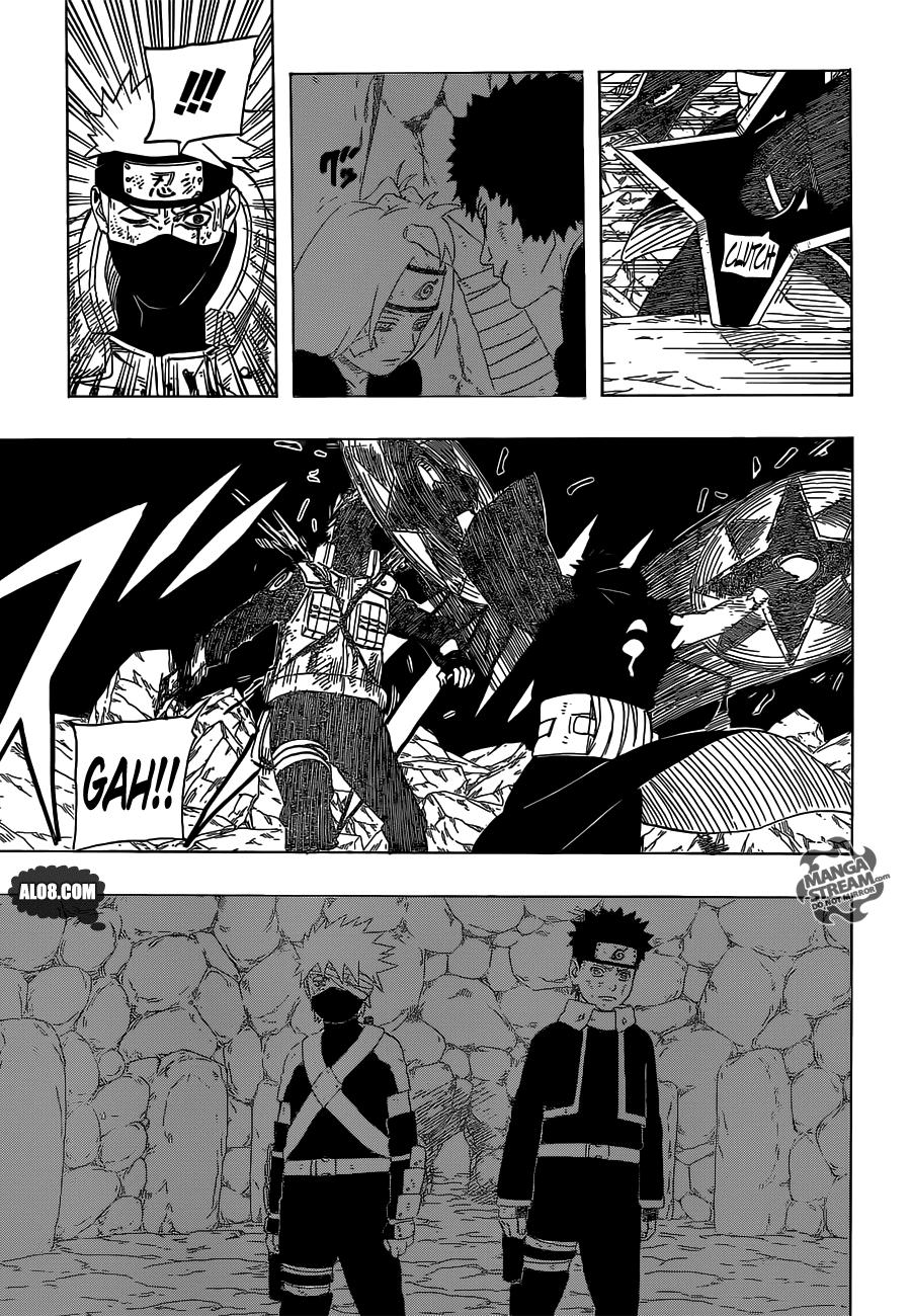 Naruto chap 608 Trang 9 - Mangak.info