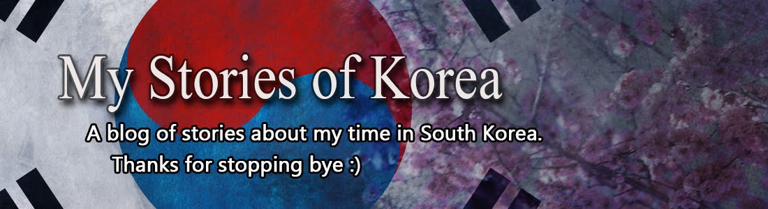 My Stories of Korea