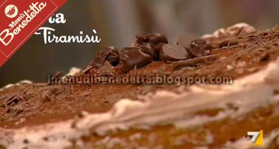 Torta Tiramisu di Benedetta Parodi