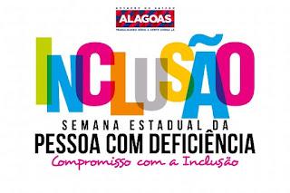 Semana da Pessoa com Deficiência reafirma compromisso com a inclusão em Alagoas