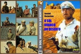 O SOL BRANCO DO DESERTO