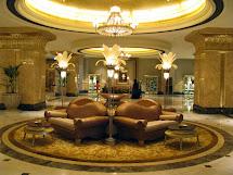 Emirates Palace Hotel Interior