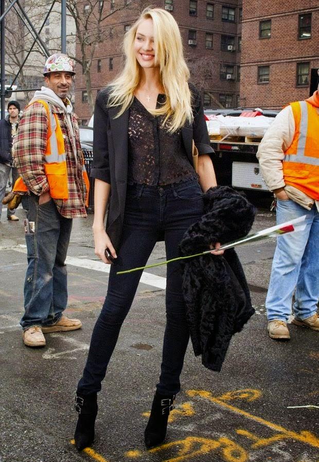 Candice Swanepoel Style Fashion