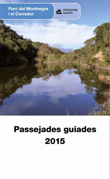 Passejades Guiades Parc 2015
