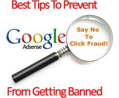 Prevent your AdSense account from getting banned
