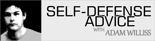 Self-Defense Advice with Adam Williss