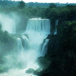 Salto Bossetti, Parque Nacional de Iguazú.