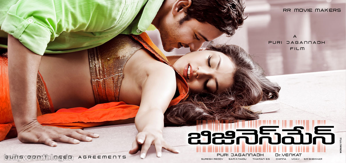 Businessman (2013) Hindi Dubbed *BluRay*