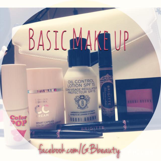 basic make up, trang điểm cơ bản, trang diem co ban, gào review, kem nền, lotion, bb cream, cc cream, son môi, phấn má