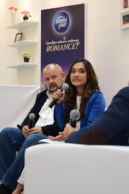 Harith dan Jezamine berkongsi rahsia MoodTherapy peribadi mereka dengan penonton