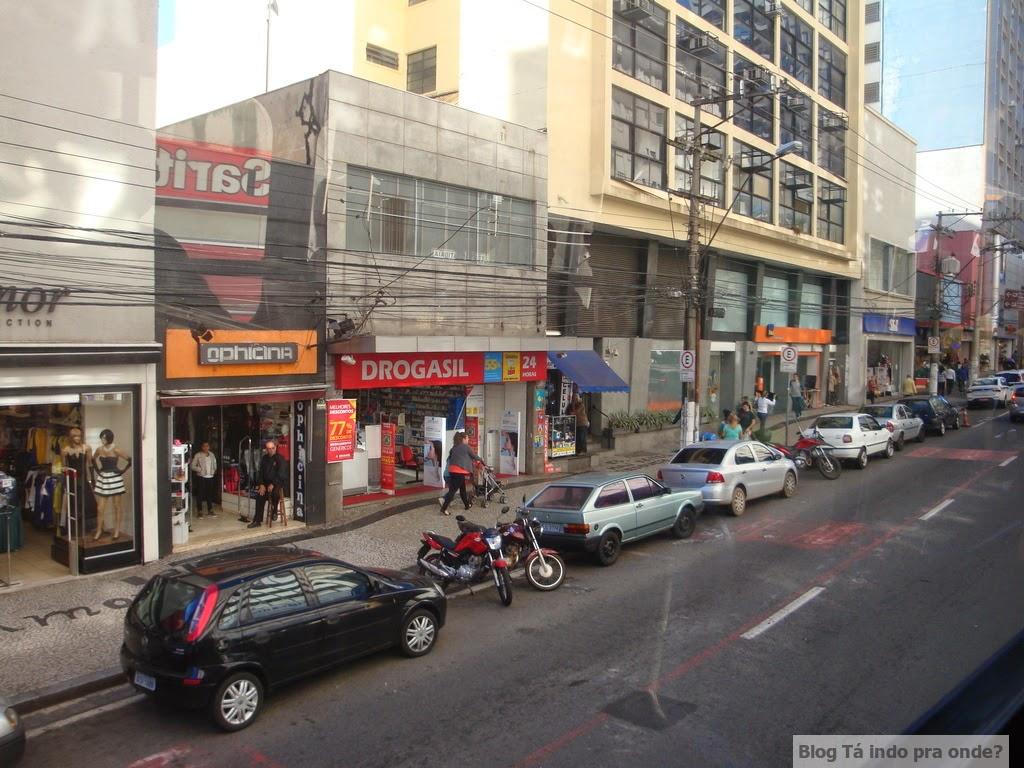 Avenida Francisco Glicério