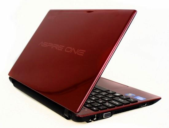 Spesifikasi Dan Harga Laptop Acer Aspire One 756