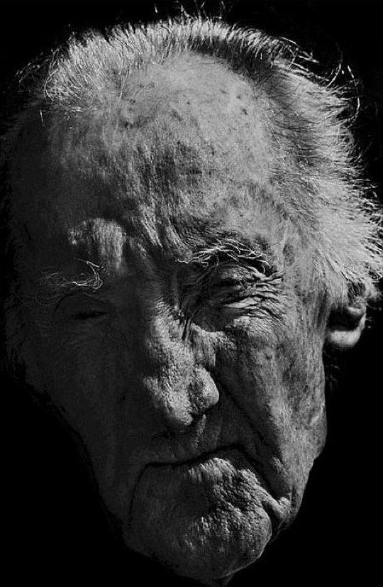 Gammel mand på 108 år