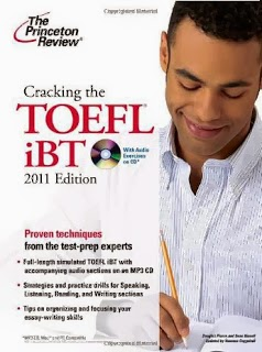 Cracking the TOEFL iBT 2013 Edition+Audio CD