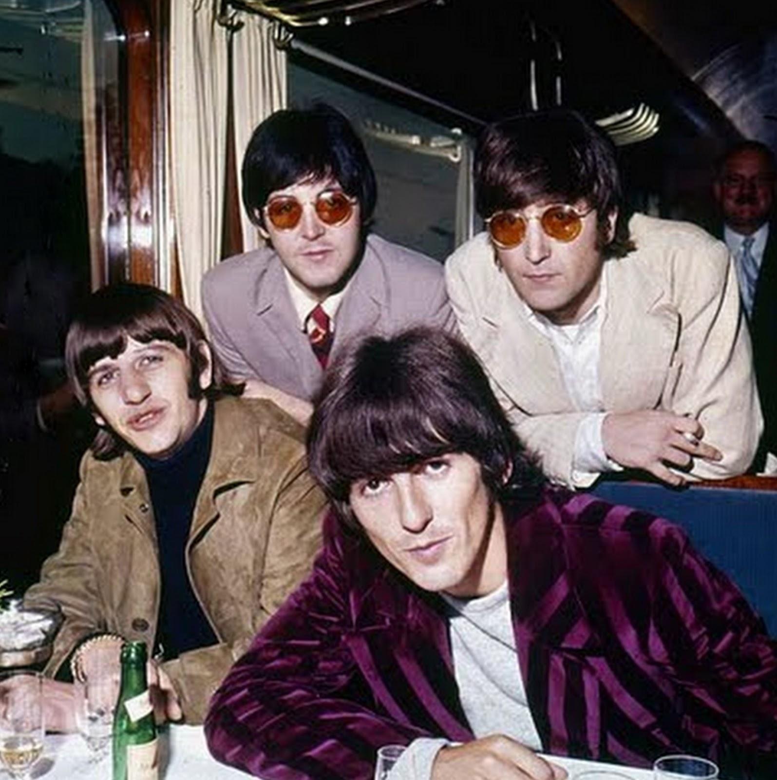 Bespectacled Birthdays Paul McCartney C1966