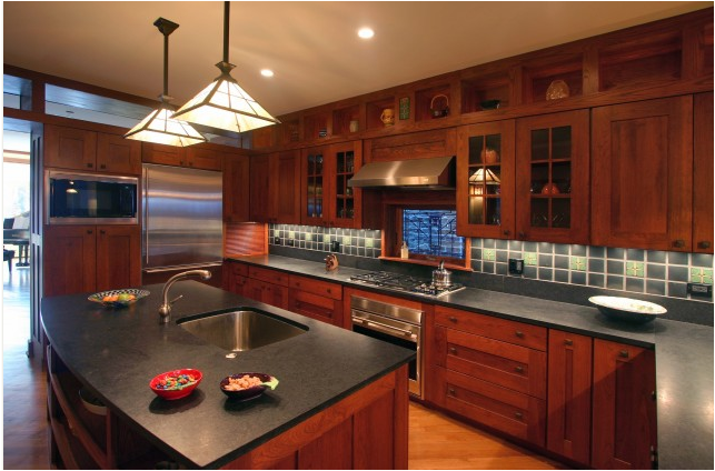 Crafts Kitchen Design Ideas Arts And Crafts Kitchen Design Ideas