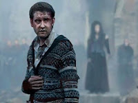 Matthew Lewis as older Neville