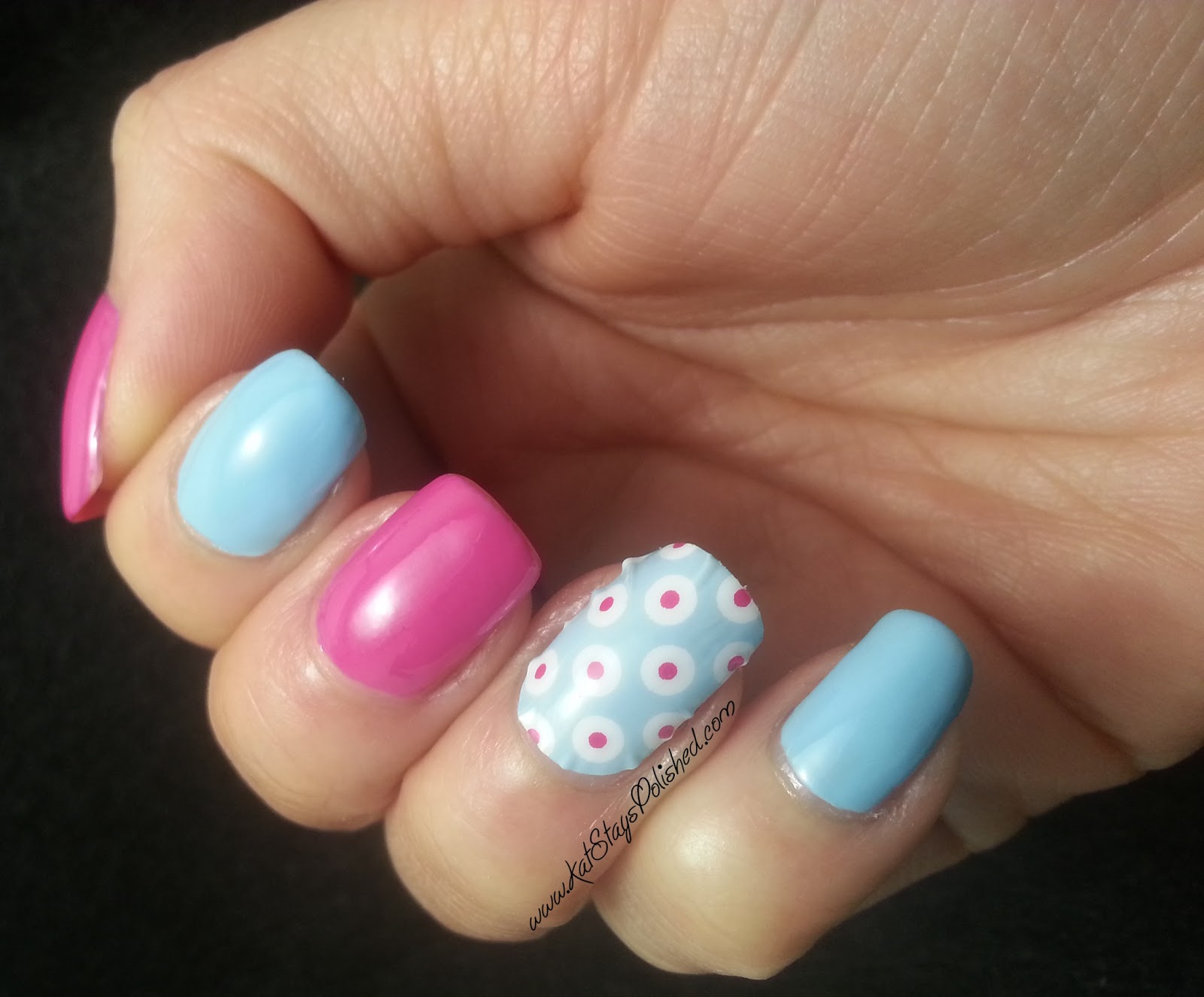 Kat Stays Polished | Beauty Blog with a Dash of Life: Jamberry Nail ...