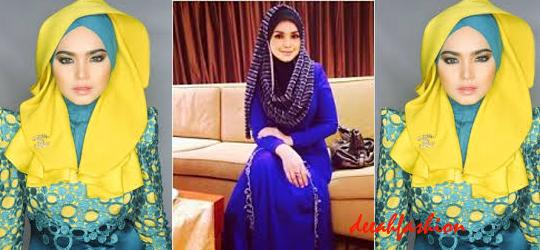 Jilbab ala Siti Nurhaliza RoyalChic