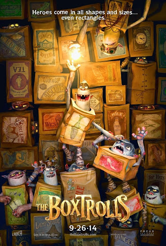 The Boxtrolls (BRRip 3D 1080p Dual Latino / Ingles) (2014)