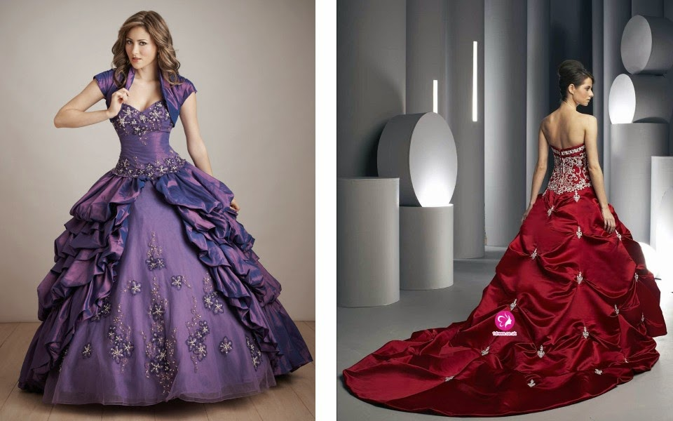 Ball Gown Dress(9) - Fashion Teacher | Gowns Wallpaper