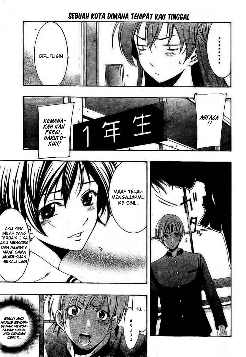 Download kimi no iru machi 15 online reader page 13
