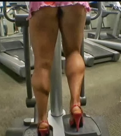 highheels gym