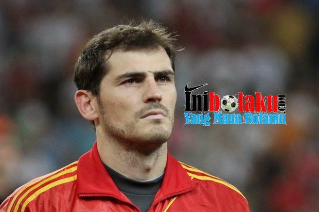 Casillas Tak Mau Di Salahkan Dan Menyalahkan Siapa Pun