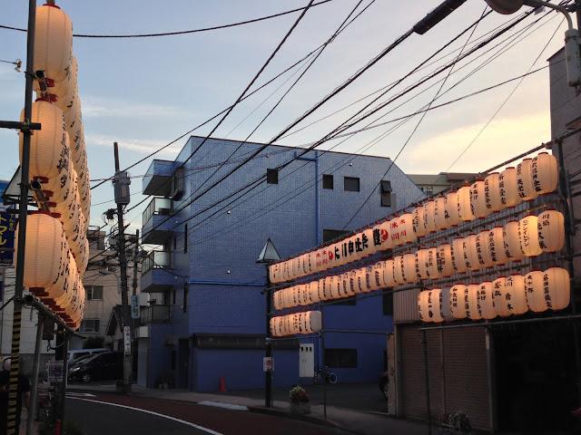 祭り,提灯,神社,東中野〈著作権フリー無料画像〉Free Stock Photos