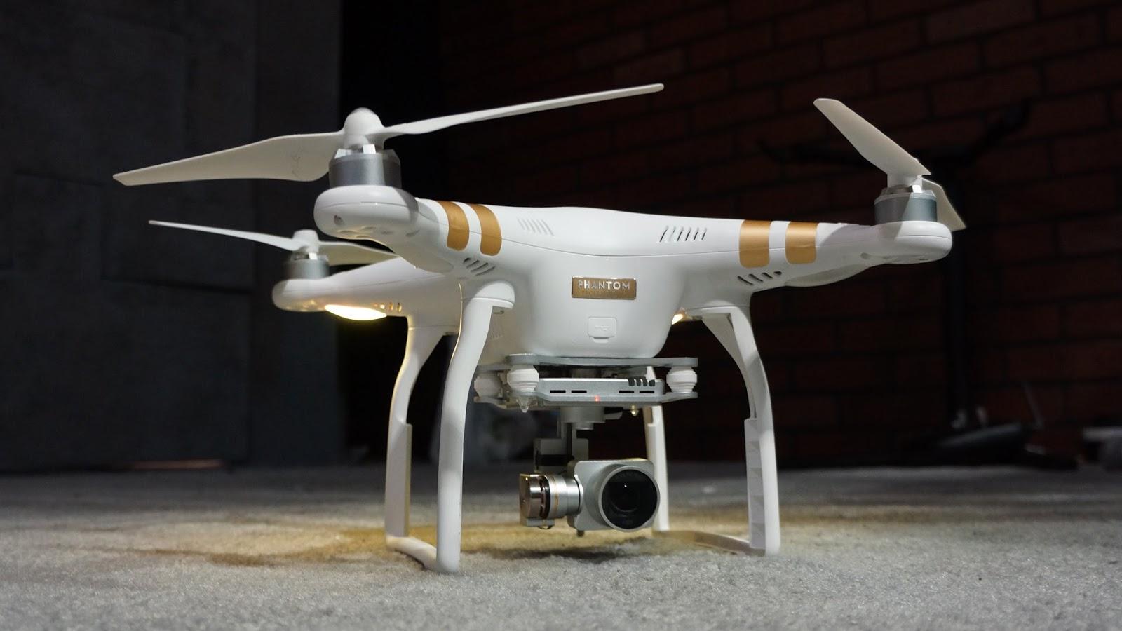Jenis Drone Phantom 3