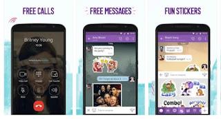 Viber Apk 5.7.1.405 Android – Telepon Gratis Suara HD