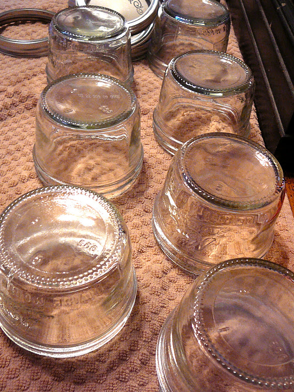 ... : Blueberry Pies Baked in Jelly Jars (Easy tips for Pies in Jars