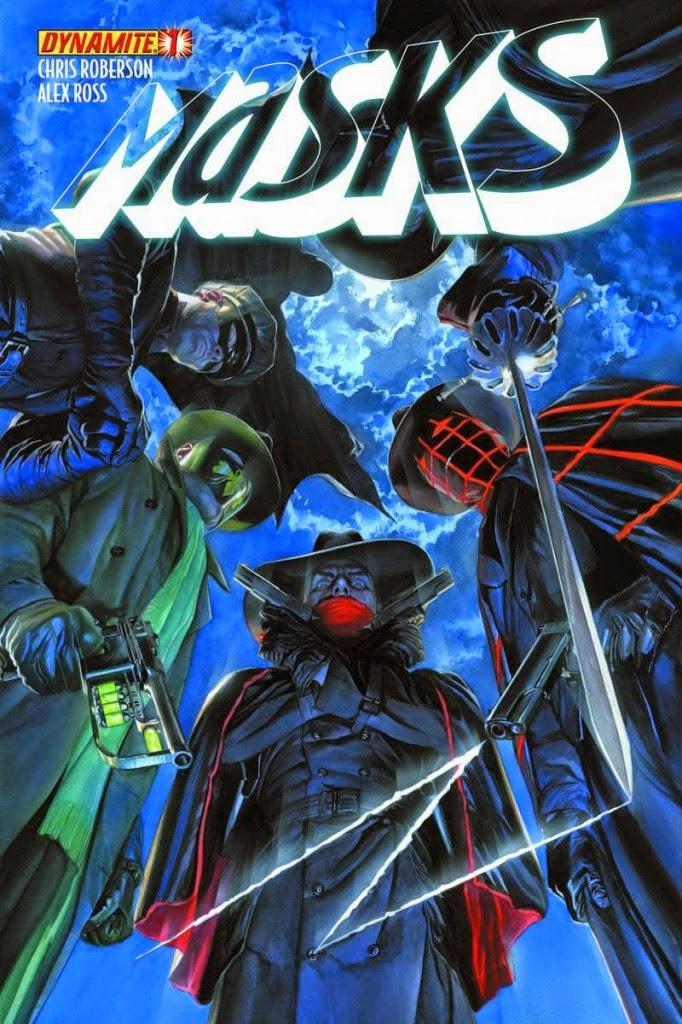 Masks: Vol 1