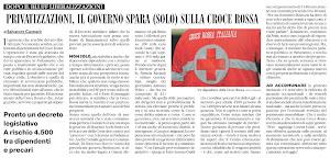 Croce Rossa sotto tiro !!