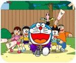 Game đánh cầu cùng Doraemon