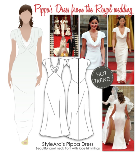Sew Spoiled: New Dress Sewing Patterns!