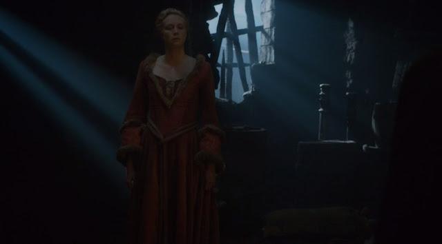 Jaime acude a despedirse de Brienne - Juego de Tronos en los siete reinos