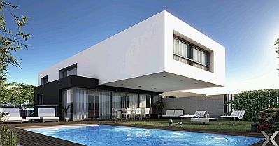 Casas Modernas Fotos Planos De Casas Modernas