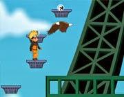 لعبة ناوتو وتسلق برج ايفل Naruto Tower Jump