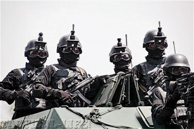 4 Aksi prajurit Kopassus yang Bikin Geger
