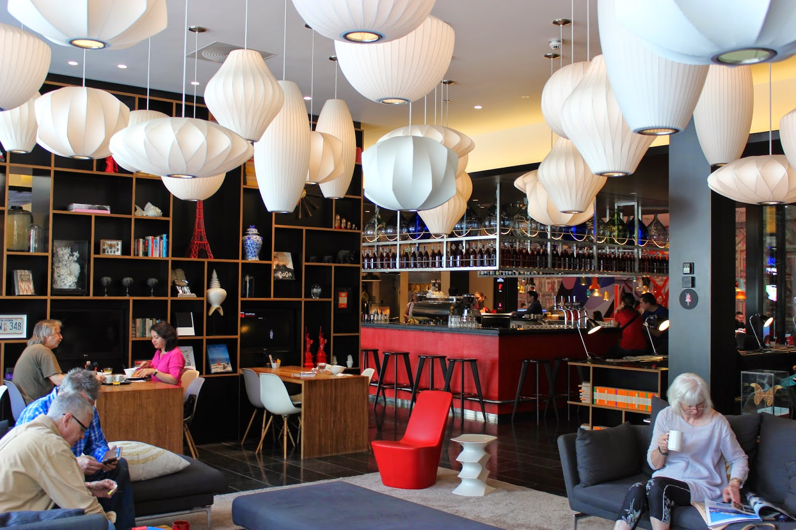 A picture of CitizenM London Bankside