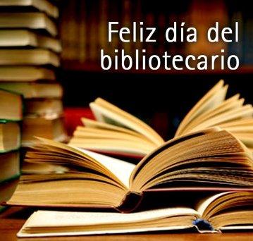 Día del Bibliotecólogo