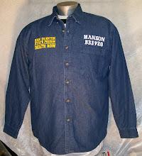 Charlie Manson prison shirt