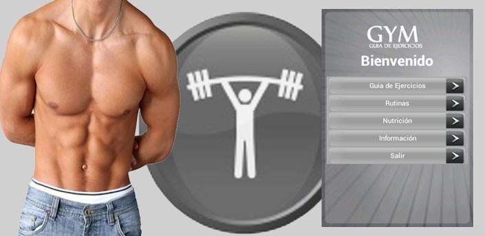 Gym Pro para android, una aplicación que te ayudará a
