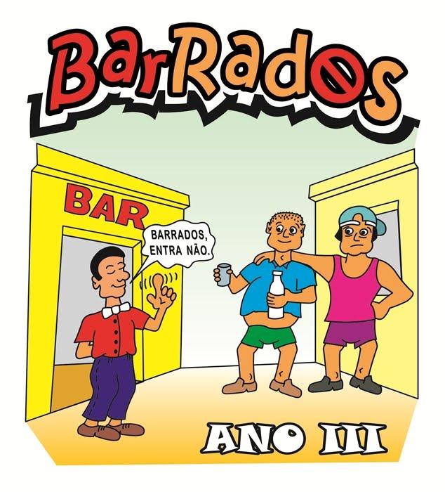 Bloco Barrados 2016