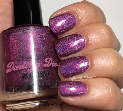 Darling Diva Polish The Force Collection; I Know