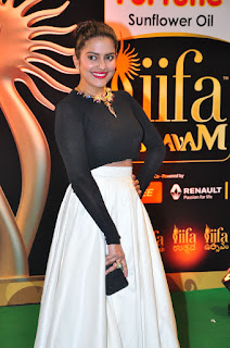 Vishaka Singh sizzling at iifa day 2 017.JPG